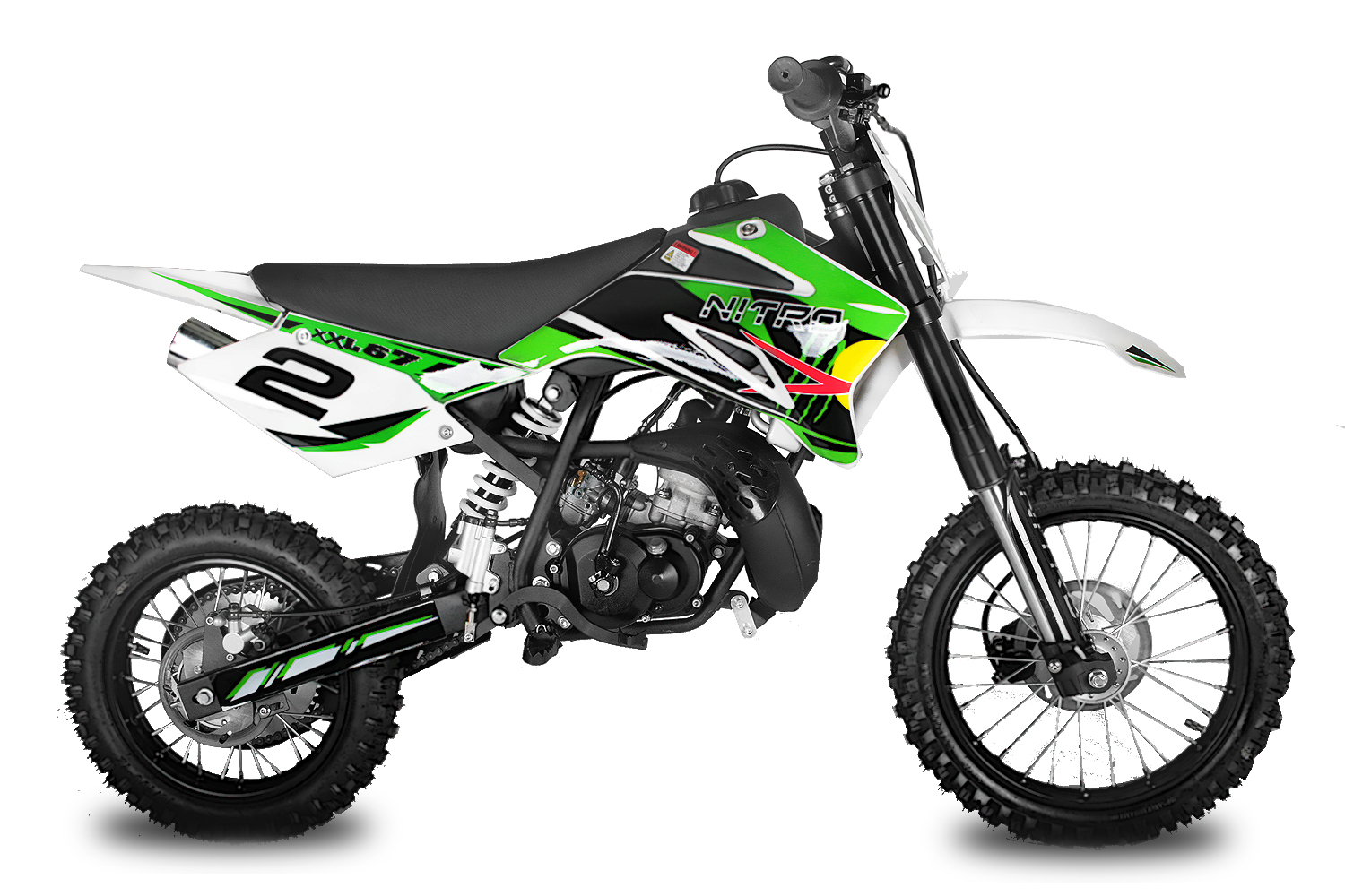 dirtbike crossbike enduro 49cc nrg xl 14 12 zoll dirt bike. Black Bedroom Furniture Sets. Home Design Ideas