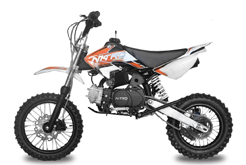 dirtbike crossbike enduro 125cc storm dirt bike 14 12 zoll. Black Bedroom Furniture Sets. Home Design Ideas